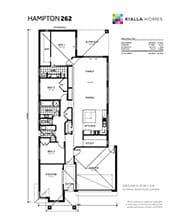Hampton Series Pdf 262 A