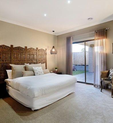 Hampton Master Bedroom 2