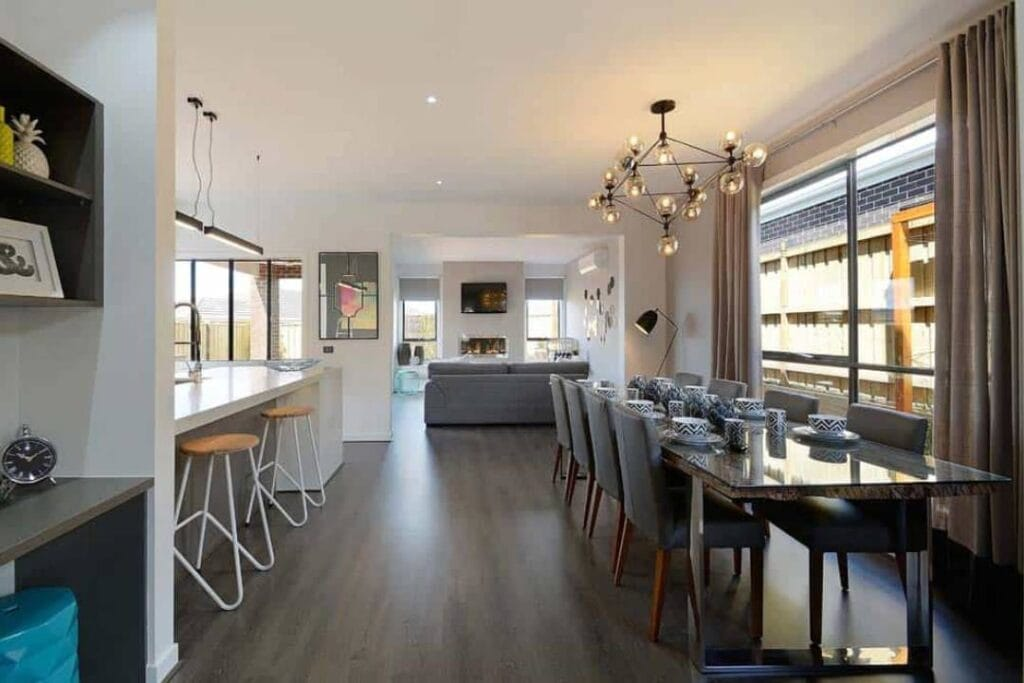 Hampton Style Home Builders Melbourne